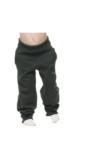 Houdini Kids Toasty Pant Twin Peaks Green